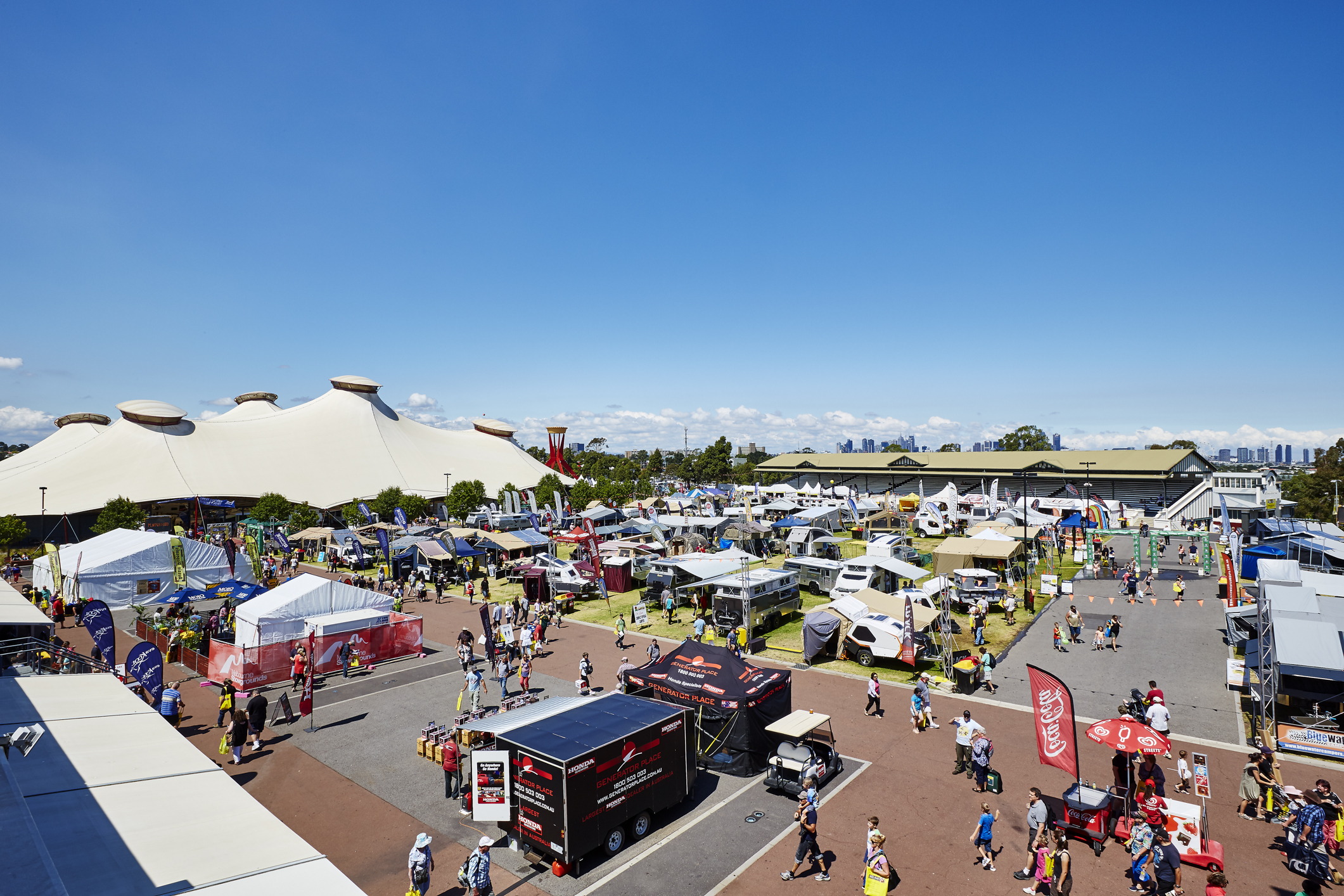 Victorian Caravan, Camping and Touring Supershow | Melbourne Showgrounds